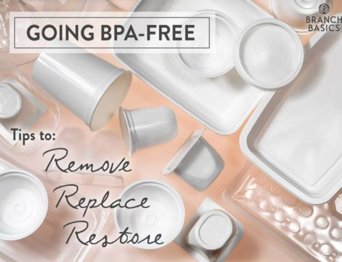 BPA in Plastics and Coatings: Tips to Remove, Replace, and Restore